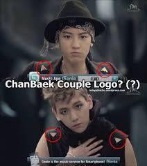 That's ChanBaek's logo? O.o