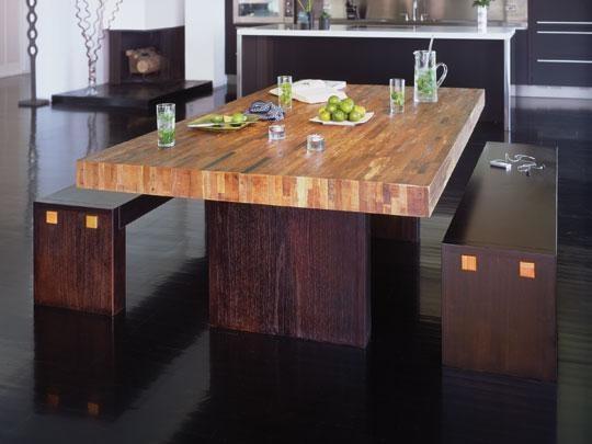 Environment Furniture Santomer Dining Table
