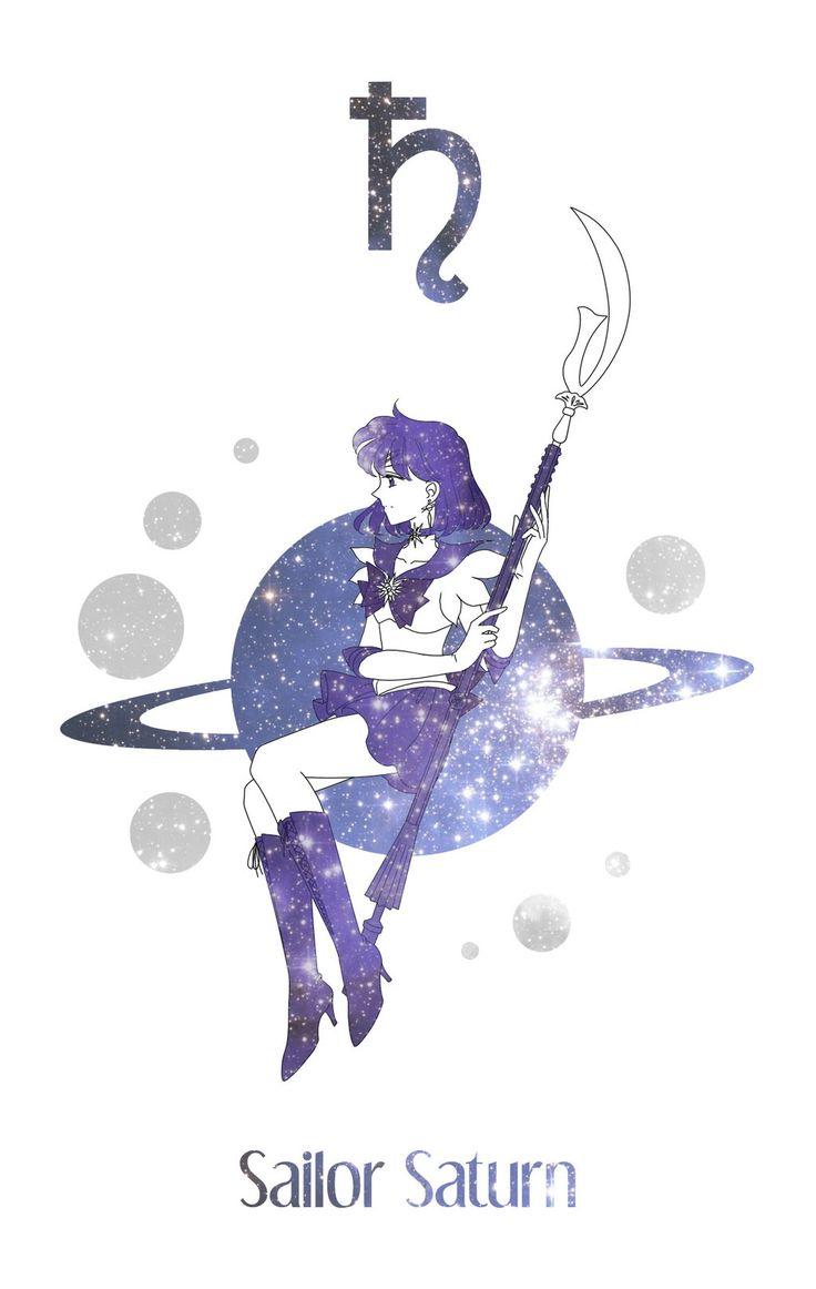Sailor Saturn by Mangaka-chan.deviantart.com on @deviantART