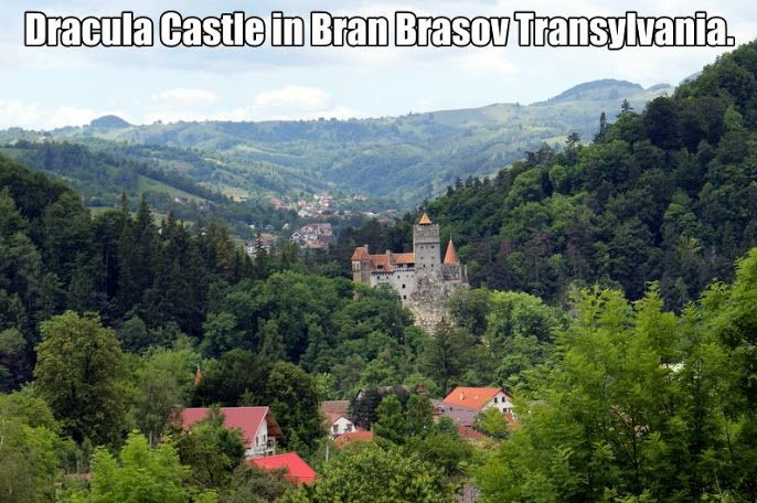 """The Teutons erected a fortress in Bran (a Turkish name meaning """"gate""""), before they were driven away from the area in 1226."""