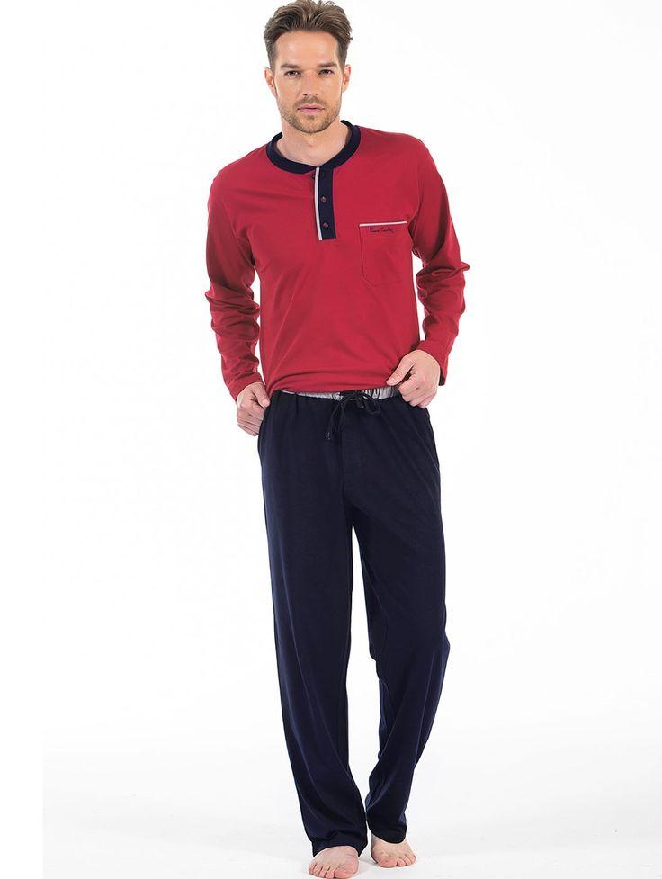 Pierre Cardin 5393 Erkek Pijama Takım   Mark-ha.com  #hediye #pierrecardin #erkekmodası #pijama #stylish #fashion #newseason #yenisezon #trend #moda