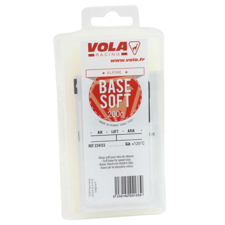 VOLA Base soft wax voor snelheid ski nieuwe ski's voor impregnatie 200g