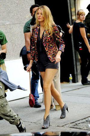 How to dress like Serena Van Der Woodsen | J'adore Fashion
