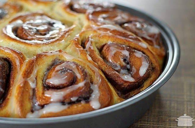 PANELATERAPIA - Blog de Culinária, Gastronomia e Receitas: Rosca Natalina de Canela e Mascavo