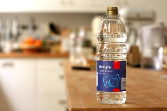 Les 25 meilleures id es de la cat gorie odeurs d 39 urine sur pinterest produit pour enlever l - Dosage vinaigre blanc contre pucerons ...