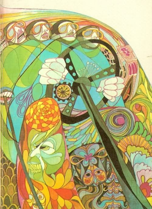 Psychedelic Art Cover