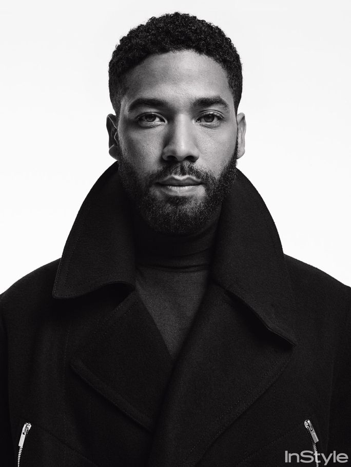 jussie smollett . Funny as hell, voice to die for, cooks, is a talented singer. I love this guy.