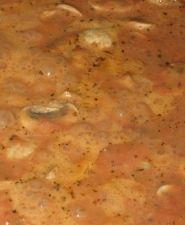 Gombás mártás húsokhoz