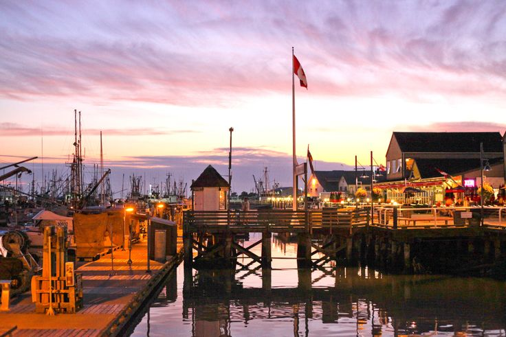 Can't get enough of our quaint fishing village, #Steveston.