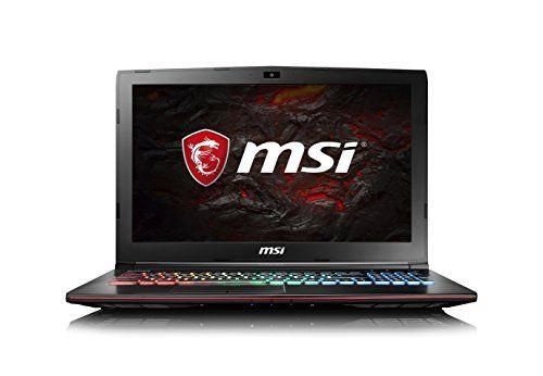 MSI Apache Pro GE62MVR 7RG-033XES -Ordenador portátil de 15.6″ FullHD IPS (Intel Core i7-7700HQ, 8 GB RAM, 1 TB HDD, NVIDIA GeForce GTX 1070 8GB GDDR5, sin sistema operativo) negro – Teclado QWERTY español