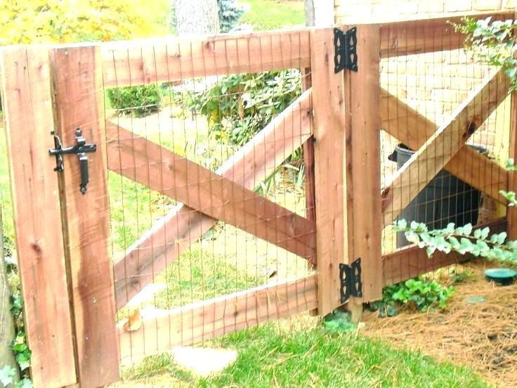 Backyard Gates Ideas Backyard Gate Ideas Fence Door Ideas Garden