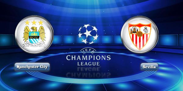 Manchester city Vs Sevilla (UEFA Champions League) - Match preview - http://www.tsmplug.com/football/manchester-city-vs-sevilla-uefa-champions-league-match-preview/