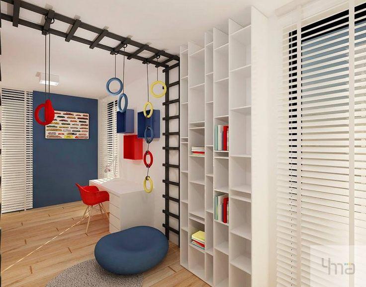 Pokój dla dziecka - pokój dla nastolatka #wnętrze #mieszkanie  #interiors  #architektura #homedecor #interiordesign #room children