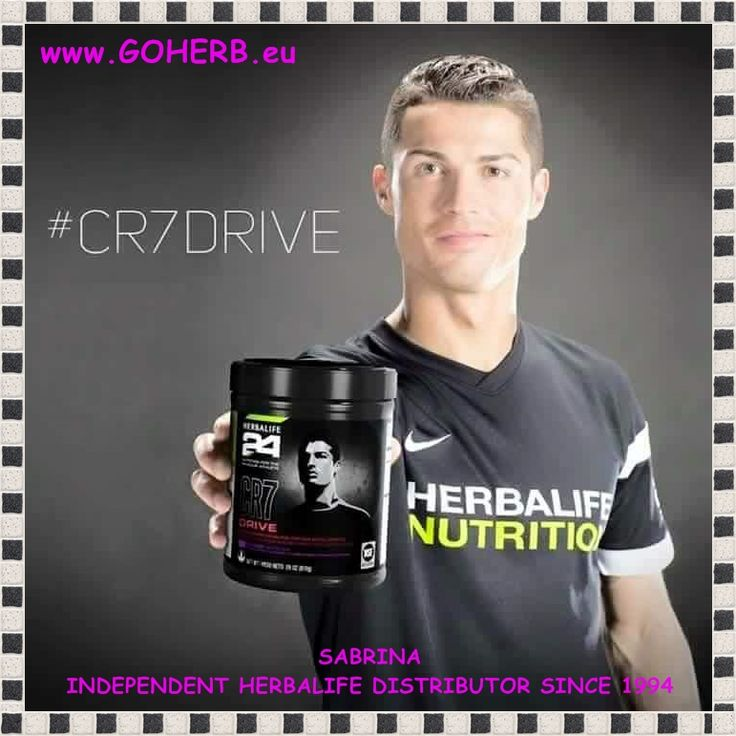CRISTIANO RONALDO'S NEW PRODUCT LAUNCHED!!! Want to try Cristiano Ronaldo's personal sports drink he created with the Herbalife science team? https://www.goherbalife.com/goherb