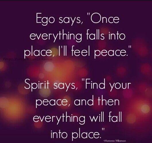 Find your inner spirit