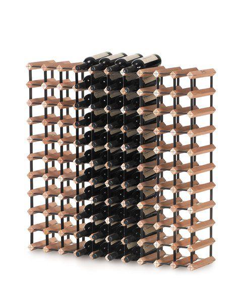 110 Bottle Wine Rack Kit