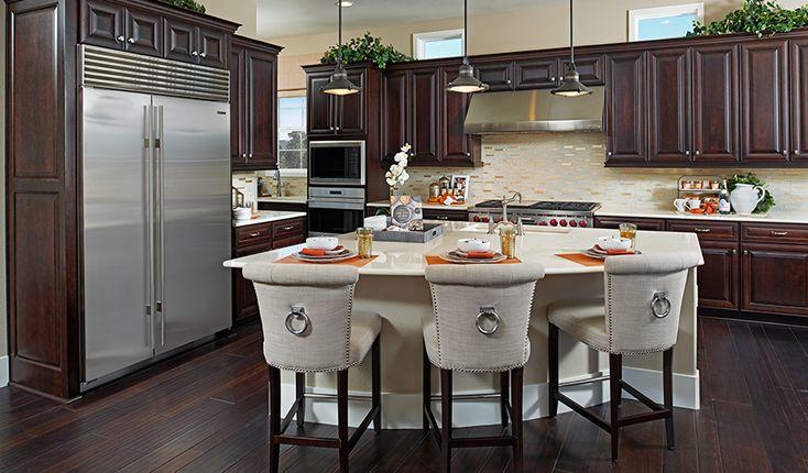 153 best dream kitchens we love images on pinterest for Richmond american homes design center denver
