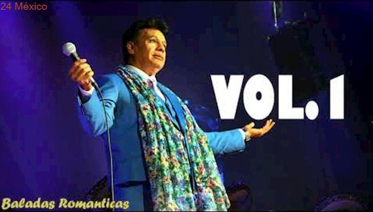 JUAN GABRIEL EXITOS Sus Mejores Baladas Romanticas - Album Completo