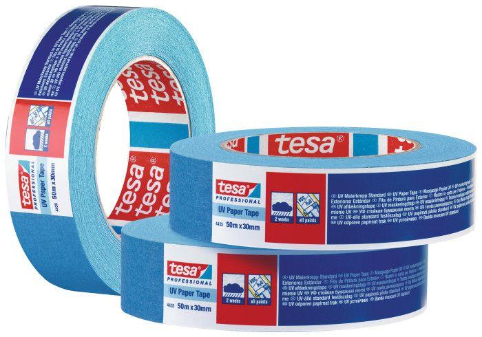 Χαρτοταινία μπλε εξωτερικής χρήσης Tesa® 4435 - saragoudas.gr