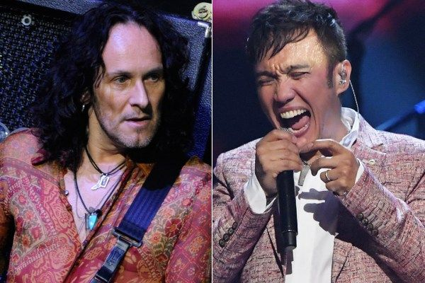 Def Leppard is in talks to play some 2018 U.S. dates with Journey, guitarist Vivian Campell confirmed in July 2017.