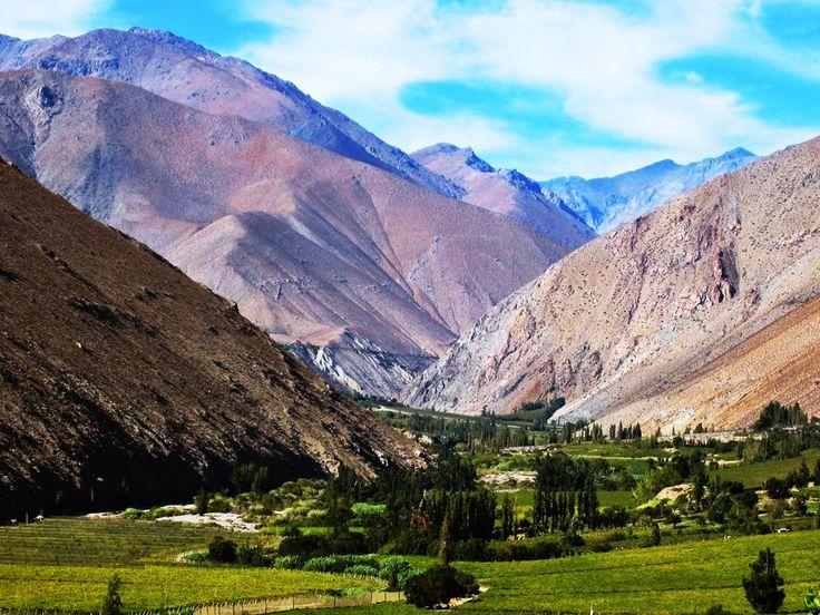 El Valle de Elqui - Chile