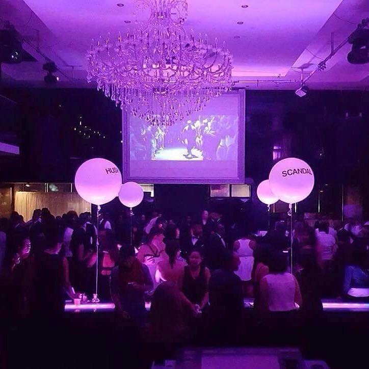 "Event 36"" balloon #tjparties"