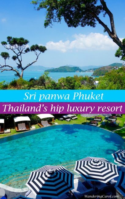 Here is a review of Sri panwa resort in Phuket, Thailand, one of the hippest luxury resorts in Southeast Asia.