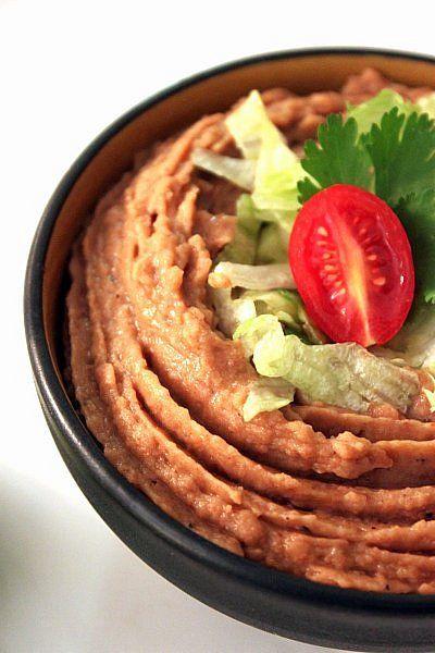 Moes Southwest Grill Recipes: Moe's Pinto Bean Hummus Recipe