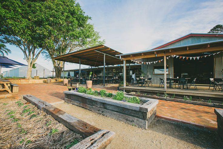The Farm Byron Bay  Stehnbuild
