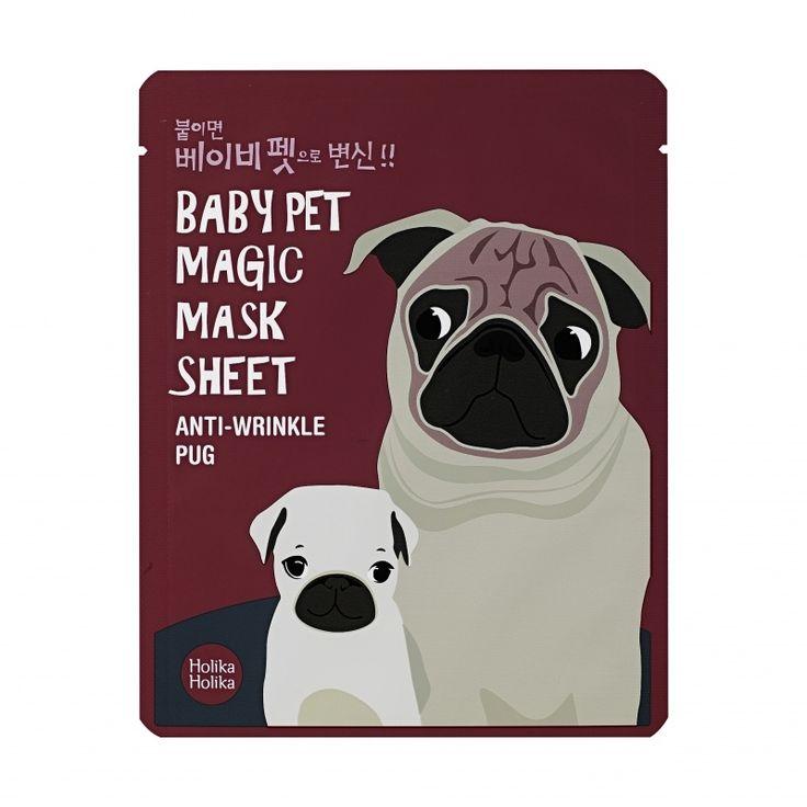 Holika Holika – Baby Pet Magic Mask Sheet (Pug)