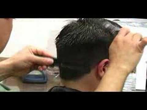 How to Cut Men's Hair : How to Freestyle Men's Haircuts