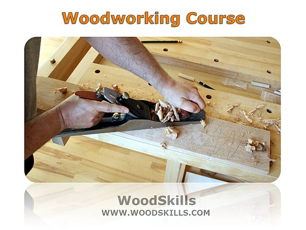 Woodworking Course