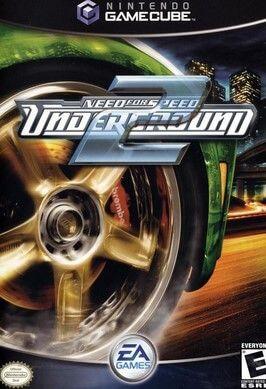 Need for speed underground 2 [PAL] [Gamecube]