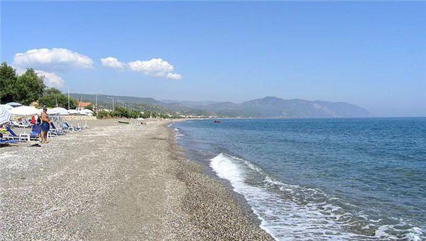 Vatera Beach, Lesvos