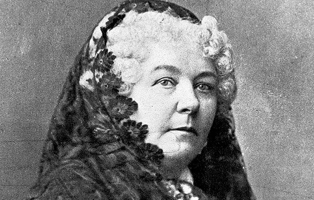 Remembering feminist and atheist, Elizabeth Cady Stanton  It's been nigh on impossible this week to compete with the tens of thousands of media reports of the US election, and the predictions of what America might look like in the coming years under the oppressive dominion of Christian extremists and their imaginary god.