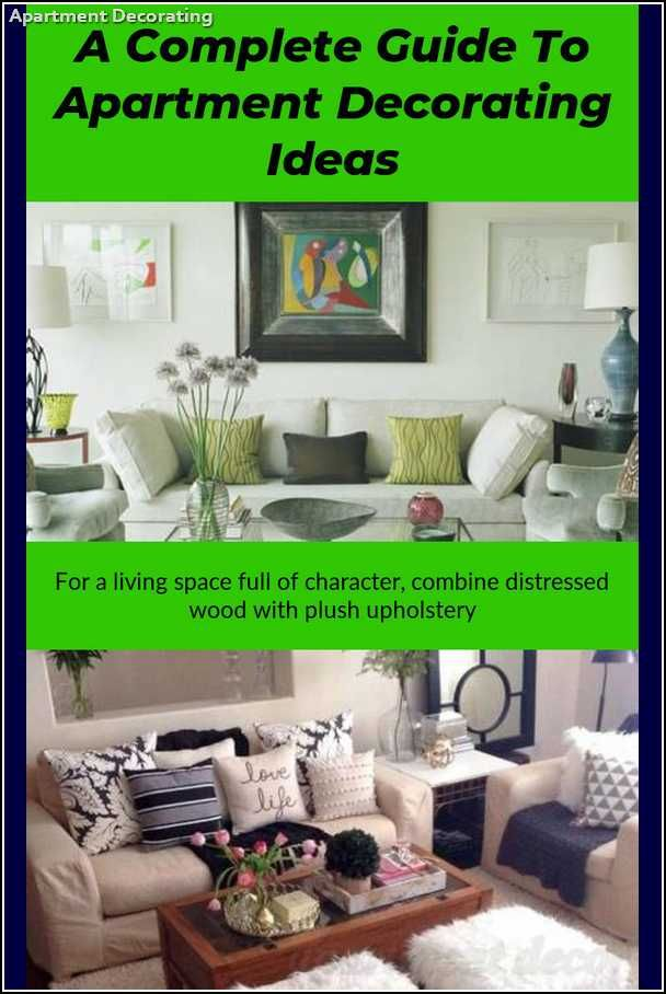 Top Apartment Decorating Ideas Talkdecide On A Mood For Your Room Is The Room Small And You Want To Create A S Apartment Decor Cool Apartments Apartment Deco