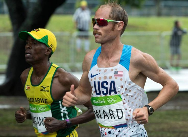 Olympics: After long layoff post-Rio behind him, Jared Ward ready for 'bucket-list marathon' in Boston