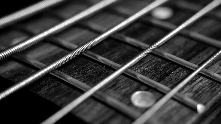 String, Bass, Guitar, Music, Rock, Sound, Instrument