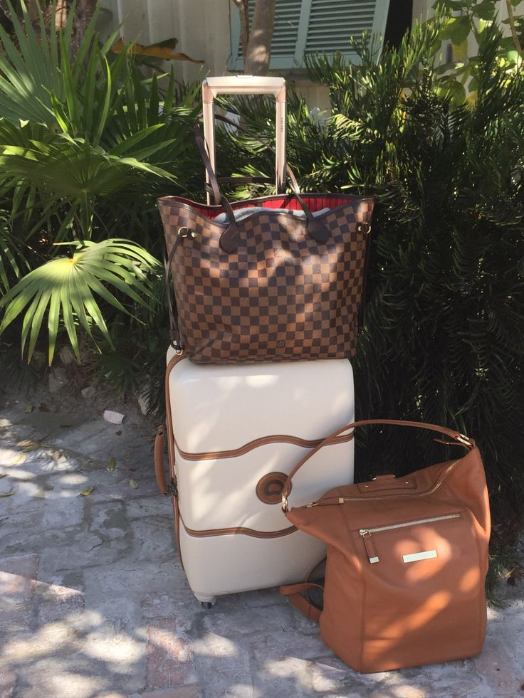 After purchasing what seemed like a new suitcase every year (due to blow outs, tears, zipper breakage and you name it), I finally decided to invest in sturdy well-made luggage! Can you relate??? Check out the blog today to see my review. Delsey Chatelet Angora