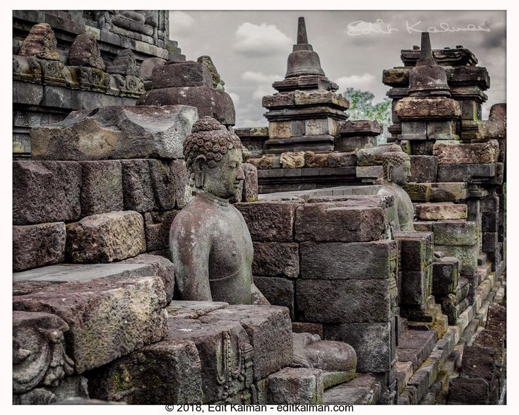 The Path of the Buddha #Ancient, #Asia, #Borobudur, #Buddha, #Buddhism, #Buddhist, #Heritage, #Holy, #Indonesia, #Jogja, #Pilgrimage, #Sculpture, #Statue, #Temple, #Tourism, #Travel, #Yogyakarta - https://goo.gl/shNha9