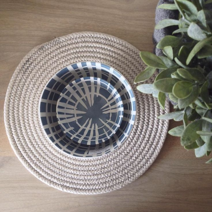 More newness has landed from @general_eclectic  Placemats to funk up your table settings