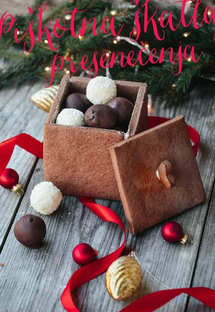 Gingerbread Treat Boxes How-To | Zima 2015 Winter 2015