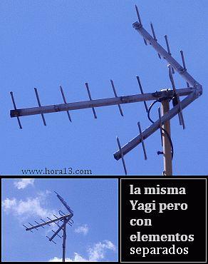 Armar una antena Yagi casera de alta ganancia UHF TDA TDT para TV digital