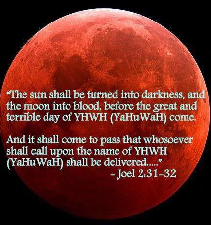 blood moon meaning from bible - photo #15