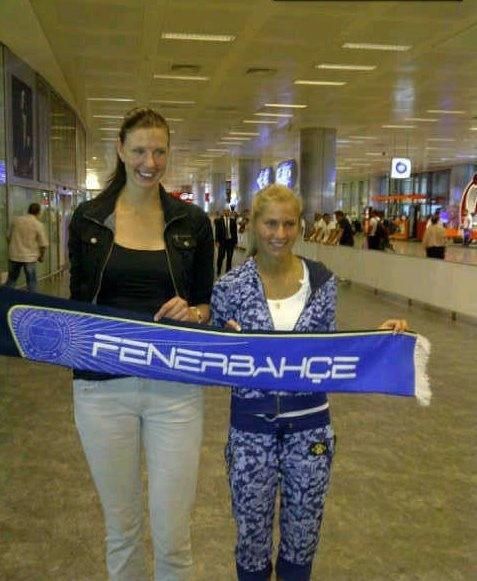In Latvian Woman Basketball League 103