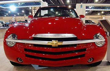 my dream car... or should i say truck :) CHEVY SSR!!!