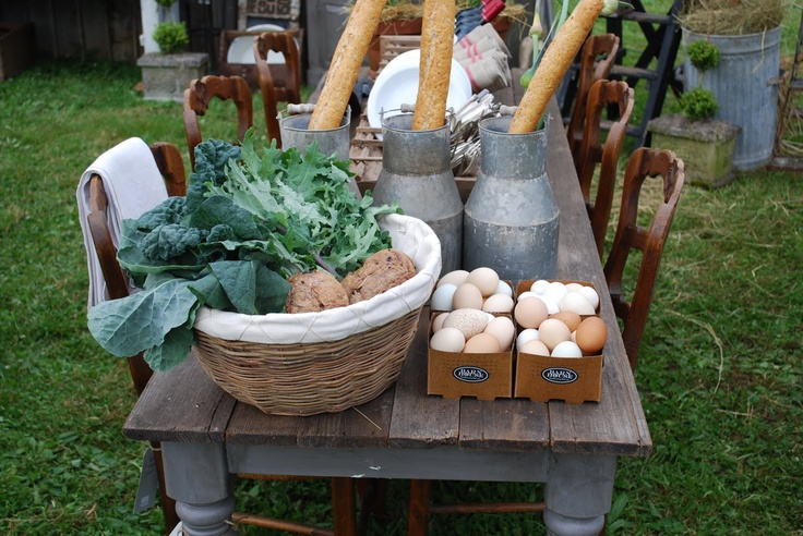Weather Topped Wonder At Barn House Decor FARM TABLES Pinterest Barn And Farm Tables
