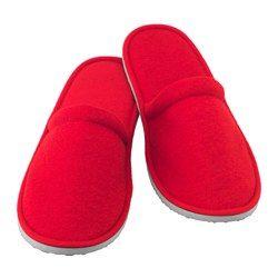 Marvelous NJUTA Slippers L XL red