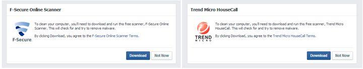 Facebook te ofrecerá un antimalware si detecta que tu dispositivo está infectado