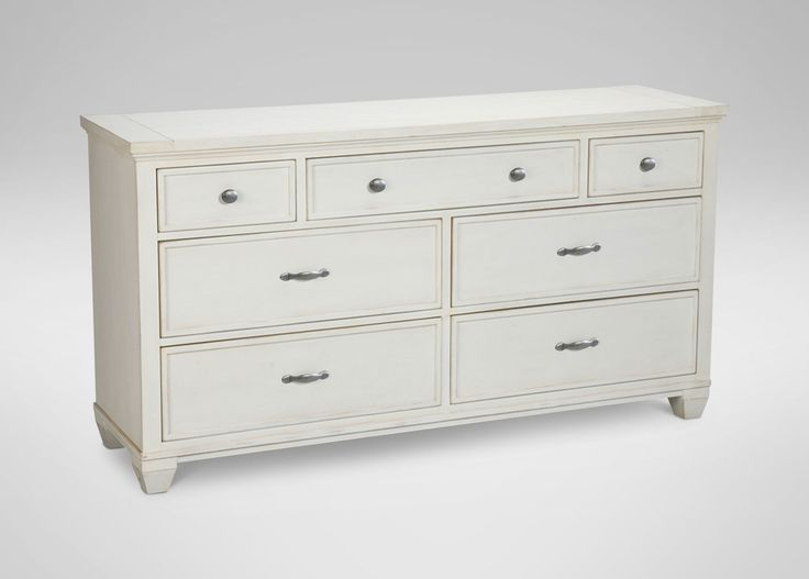 Dexter Media Dresser , Glacier (658) , large_gray